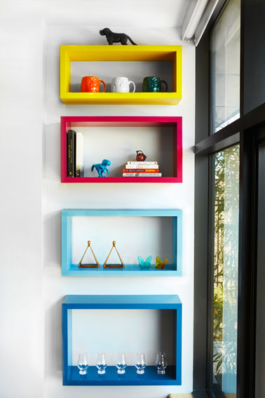 Window Bookshelf